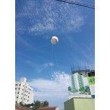 Onde tem balão blimp Jardim Campos Elísios