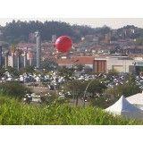 Onde tem empresa de balões de blimp Jardim Merci II