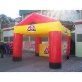 Onde tem tendas na CDHU Campinas F