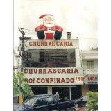 Papai Noel em Santana da Ponte Pensa