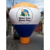 Preço de Balões roof tops em Embaúba