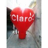 Preço de Balões roof tops em Santo Antônio