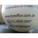Preço de blimp inflável
