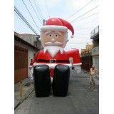 Preço de boneco inflável na Itaipu
