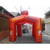 Preço de tenda inflável em Presidente Alves