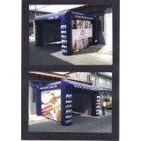 Preço de tenda inflável na Raposo Tavares