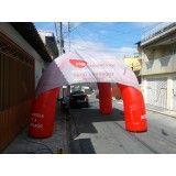 Preço de tendas infláveis em Eldorado