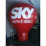 Preços de Balão roof top em Miguelópolis