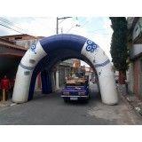 Preços de tenda inflável em Botucatu