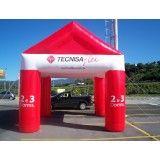 Preços de tendas infláveis em Turiúba