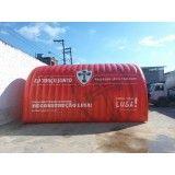 Preços de tendas infláveis em Ubarana