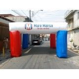 Preços de tendas infláveis no Distrito Industrial Centro