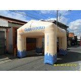 Tenda inflável em Maceió