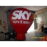 Valor de Balão roof top na Alagoa Grande