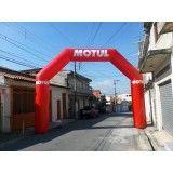 Valor de portais infláveis no Guajará-Mirim