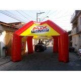 Valor de tenda em Caxias do Sul