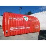 Valor de tenda em Nova Odessa