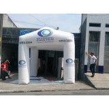 Valor de tendas em Nilópolis