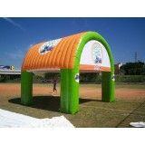 Valor de tendas infláveis na Pompéia
