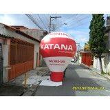 Valores de Balão roof top em Arandu