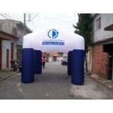 Valores de tendas infláveis em Pinheiros