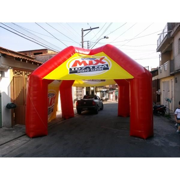 Valor de Tenda em Caxias do Sul - Tendas Infláveis SP