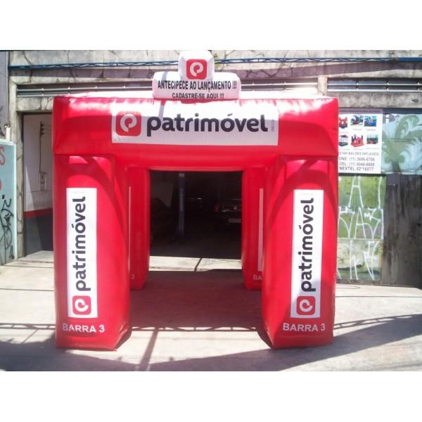 Valor de Tenda Inflável em Itapura - Tenda Inflável em Porto Alegre