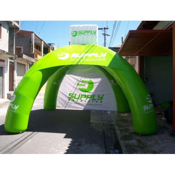Valor de Tenda no Rudge Ramos - Tenda Inflável em Maceió