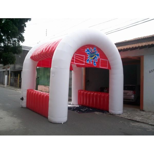 Valor de Tendas em Anhumas - Tenda Inflável