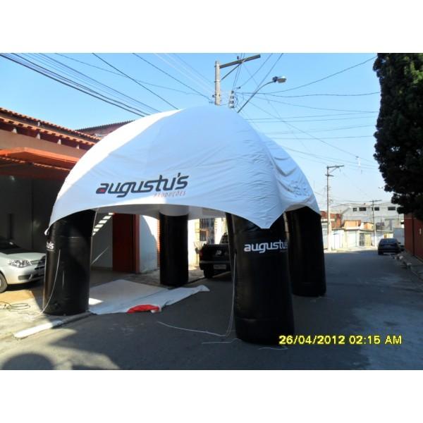 Valor de Tendas Infláveis em Piraquara - Tenda Inflável em São Paulo