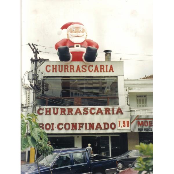 Valores de Boneco Inflável em Baeta Neves - Boneco Inflável de Natal