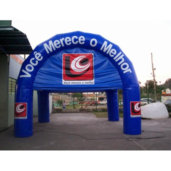 Valores de Tenda em Macaé - Tenda Inflável