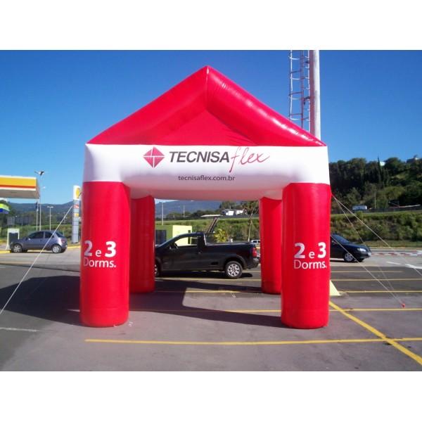 Valores de Tenda Inflável em Ribeirão Branco - Locação de Tenda Inflável