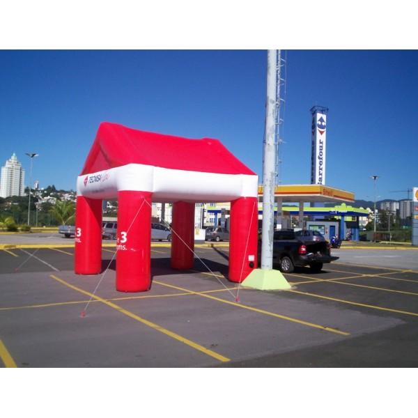 Valores de Tendas em Araranguá - Tenda Inflável em Natal
