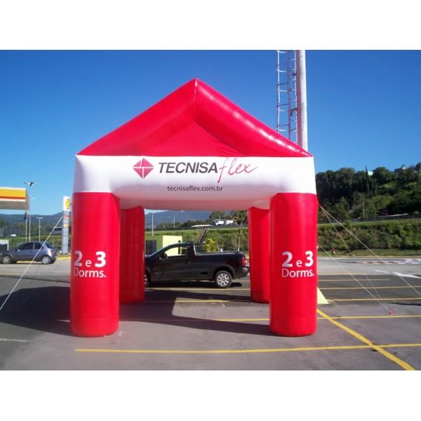 Valores de Tendas Infláveis na Sena Madureira - Locação de Tenda Inflável